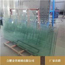金普金寨四层夹胶玻璃 工程建筑用 采用台玻信义原片