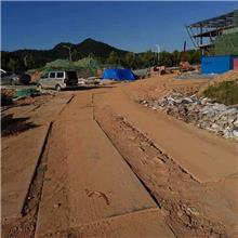 长沙钢板路基箱出租 公路建设地面路基板租赁 量大实惠