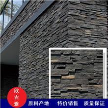 蘑菇石系列 文化石 外墙砖 别墅人造仿古文化砖 背景墙阳台乡村室外