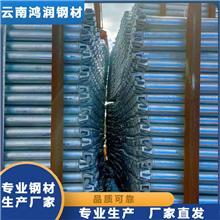 攀枝花盘扣式脚手架 立杆厂家 产品销往云贵川