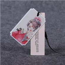 服装吊牌定做 韩版质感吊卡 女装男装童装内衣挂牌 衣服商标设计