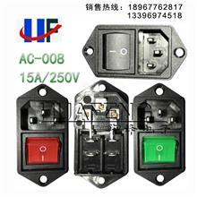 插座AC-008_大电流电源插座_转换插座_机箱插座