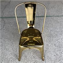 沈阳网红茶饮户外金属椅