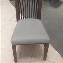 深圳中餐厅白蜡木餐椅