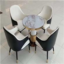 澳门西餐厅轻奢椅子