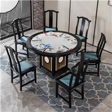 珠海中餐厅餐桌椅