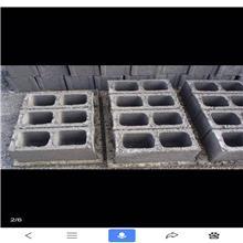 挤出毛面砖   空心砖   烧结多孔砖