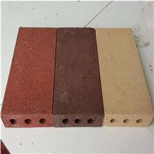 生产陶土真空烧结砖 环保透水砖 防滑防冻耐磨砖 环保建材砖
