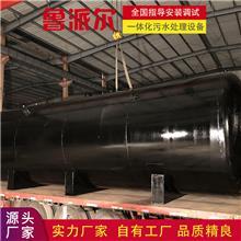 地埋式一体化污水处理设备 鲁派尔环保水处理设备厂家