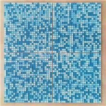江西景德镇 内墙砖玻璃马赛克 10*10*4水晶马赛克批发
