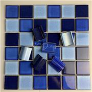 48mm颗粒陶瓷马赛克拼花 游泳池马赛克瓷砖