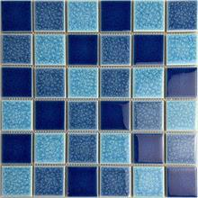 厚冰裂凸面陶瓷马赛克瓷砖 酒店别墅泳池饰面装饰马赛克供应商