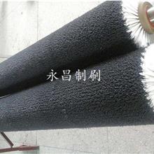 销售磨料丝刷辊 永昌制刷 抛光刷辊 金属抛光磨料刷辊  氧化铝磨料刷辊 来图定做