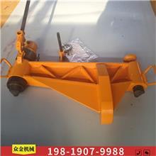 厂KWPY-400液压水平弯道器 矿用液压弯轨器 铁路配件液压弯道器
