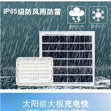 防水防雷太阳能投光灯   太阳能路灯  工程款太阳能路灯