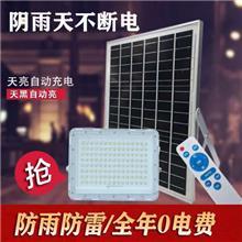 防雨防雷太阳能投光灯   太阳能路灯  工程款太阳能路灯