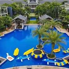 清远 游泳池陶瓷马赛克 瓷砖定做 蓝色浴池水池鱼池 室外防滑砖