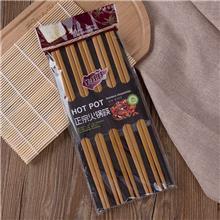 筷子刻字打标激光雕刻火锅筷  竹筷 筷子 原木筷子  筷子餐具  量大从优