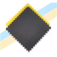 0.6厘柳叶纹绝缘软地砖 现货供应室内防滑地面砖 绝缘软瓷砖
