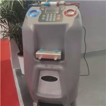全自动冷媒加注清洗机 汽车空调管路清洗机 冷媒回收加注机