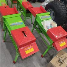 玉米脱粒机 农用脱粒机小型家用玉米高粱脱粒机