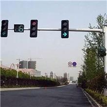 厂家定制交通信号灯 LED信号灯定制  红绿灯杆质量放心