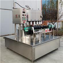 灌装机 白酒灌装机 量杯定量灌装机 山齐灌装机械 酒水灌装设备研究生产 生产厂家