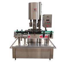 河北酒水灌装设备供应 铝盖封口机价格 山齐灌装机械设计生产 效果好 速度快