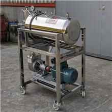 酒水饮料灌装过滤设备 硅藻土过滤机 可去色去味 过滤藻类植物 山齐灌装机械供应