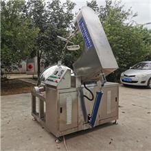不锈钢可倾式电加热夹层锅 电加热卤煮锅  搅拌锅炒酱锅 新尊食品机械
