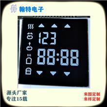 VA显示LCD6液晶屏 负显黑底白字 背光度自选 分辨率像素可定制