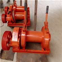快速手控卷扬机 小型卷扬机 柴油机传动卷扬机杏林工厂