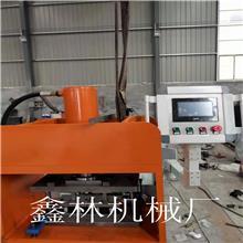 铁管自动冲床生产厂家 圆管冲孔机 防护栏自动冲孔机