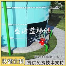 曝气生物滤池 生产污水处理成套设备 曝气生物滤池一体化设备