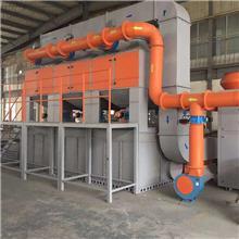 催化燃烧废气处理设备 景泰蓄热式催化燃烧设备 现货供应