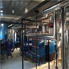 洗浴海水养殖污水源热泵 海水养殖水冷冷水机组 吉林洗浴海水养殖污水源热泵 欧威尔