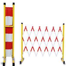 管式活动隔离围栏  可折叠电力施工绝缘栅栏