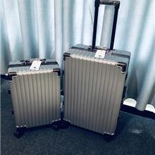 定制橱柜展示铝合金拉杆箱 别墅门窗展示铝合金箱 产品运输箱