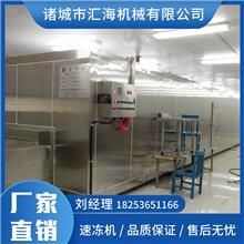 超低温速冻机 鲜肉速冻设备 吉林山野菜速冻机 汇海机械