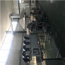 水饺速冻机 速冻果蔬流水线 山西食品速冻设备 汇海机械