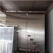 肉类速冻设备 山野菜深加工设备 北京氟利昂速冻设备 汇海机械