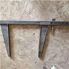 工地紧固件 建筑方柱扣 浇筑混凝土镀锌方柱扣 傲盈供应