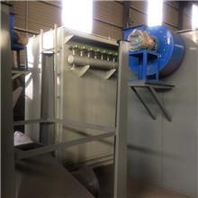 小型单机布袋除尘器 矿山机械除尘器 钢铁厂脉冲布袋除尘器 恒运康环保