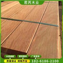 菠萝格 园林古建 防腐木 菠萝格地板料 凉亭木材