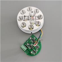 矿用隔爆型电机车 掘进机LED灯光源 驱动电路板 LED机车灯光源 各种规格 厂家直销