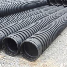 厂家定做各种规格高密度聚乙烯pe克拉管批发销售hdpe200-1000