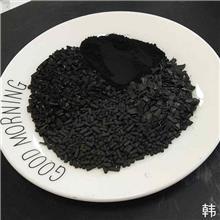 煤质柱状活性炭处理工业废气排放空气净化 高吸附