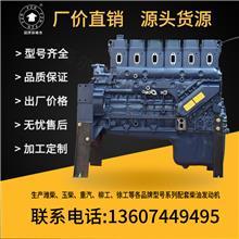 适配重汽D12柴油发动机基础机法泽尔发动机FP12裸机发动机维修配件缸体缸盖6缸卡车柴油机