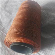 益阳编织袋线 风筝线 浸胶高强涤纶帘子线批发价格
