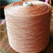 海南编织袋线 风筝线 浸胶高强涤纶帘子线批发价格